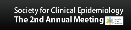 Society for Clinical Epidemiology The 2nd Annual Meeting